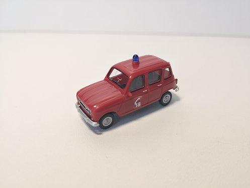 SAI Collections réf 2216 - Renault 4, Pompiers 18 HO
