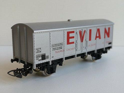 Wagon EVIAN HO JOUEF réf 6263
