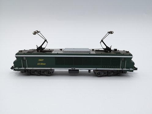 Locomotive CC 6544 - Minitrix 12820 Analogique, N