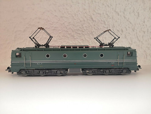 Locomotive CC7121 HORNBY