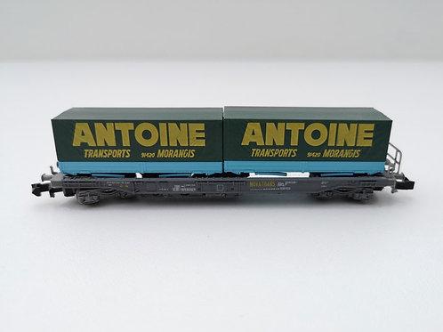 Wagon container Roco 25219 échelle N