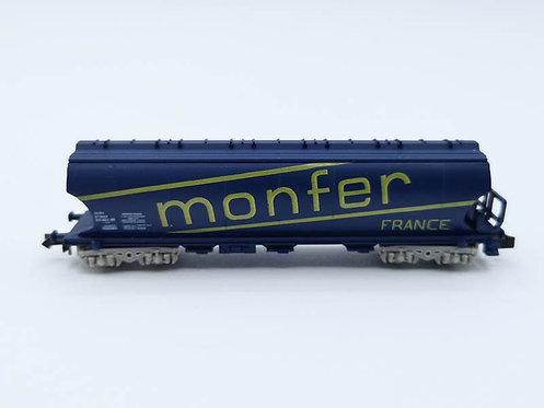 "Wagon de marchandises  ""MONFERT"" - Artrain 164 (C164) échelle N"