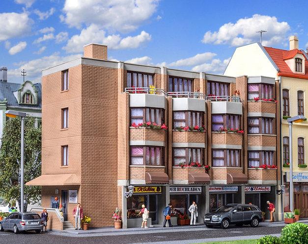 Immeuble résidentiel et commercial HO - Kibri 38222
