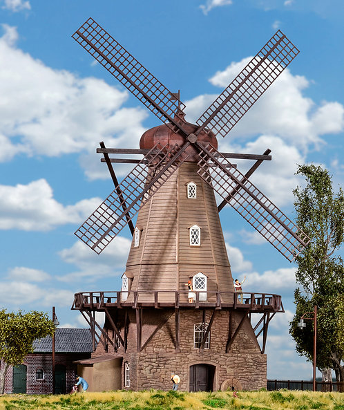 KIBRI 39151 Moulin à vent HO