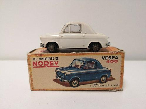 Norev n°18, Vespa 400