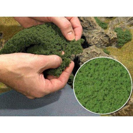 Busch 7341 - Flocage mousse vert mai