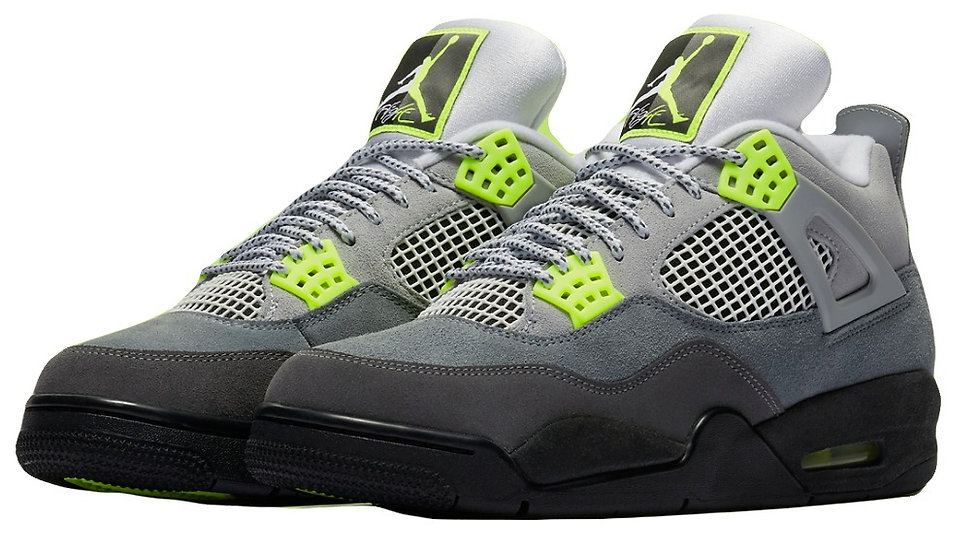 "The Air Jordan 4 Retro SE ""Neon"""