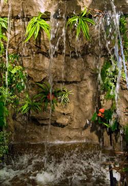 decor cascade interieur