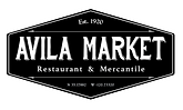 Avila Market Badge BW.png