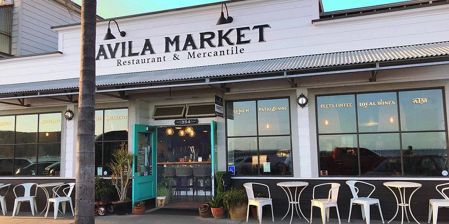 The Avila Market, fomerly Avila Grocery Store
