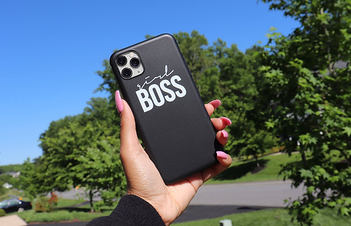 Girl Boss iPhone 11 X Pro Max Case