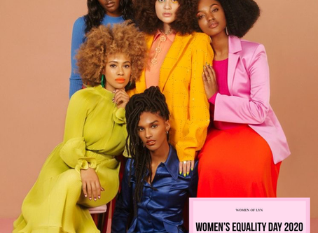 Women's Equality Day 2020 By: Raven Gillus