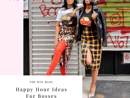 Happy Hour Ideas For Bosses By Alexis Davis