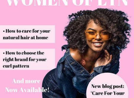 Care For Your Hair At Home By Raven Gillus