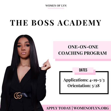 One-On-One Business Coaching Orientation + Initial Coaching Deposit Fee