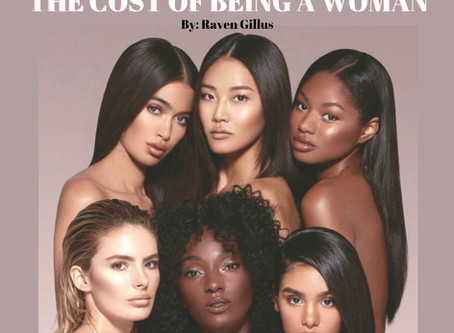 Pink Tax: The Cost Of Being A Woman By Raven Gillus