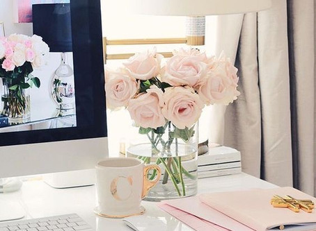 Home Office Essentials For Bosses By Alexis Davis
