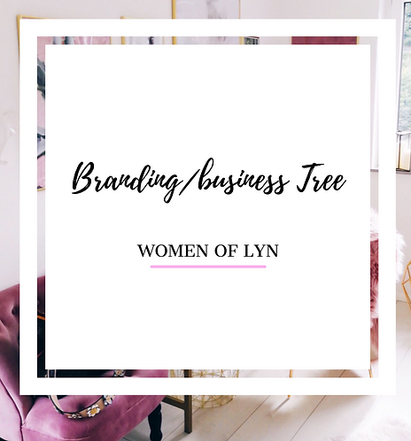 Free Downloadable: Branding/Business Tree