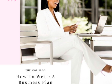 How To Write A Business Plan By Alyssa Caggiano