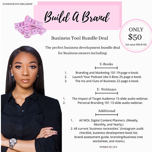 Build A Brand Business Tool Bundle Deal