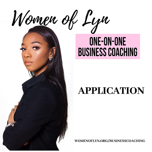 One-on-One Business Coaching Application