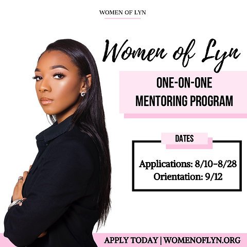 One-on-One Mentoring Program Application