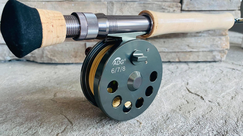 ADG 6/7/8 Weight Freshwater Reel - EXTRA SPOOL