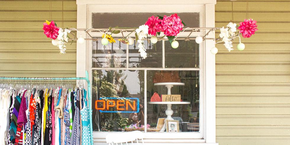 Sip & Shop - 25% Off Sale