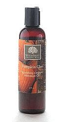 Pumpkin Chai Organic Body & Massage Oil