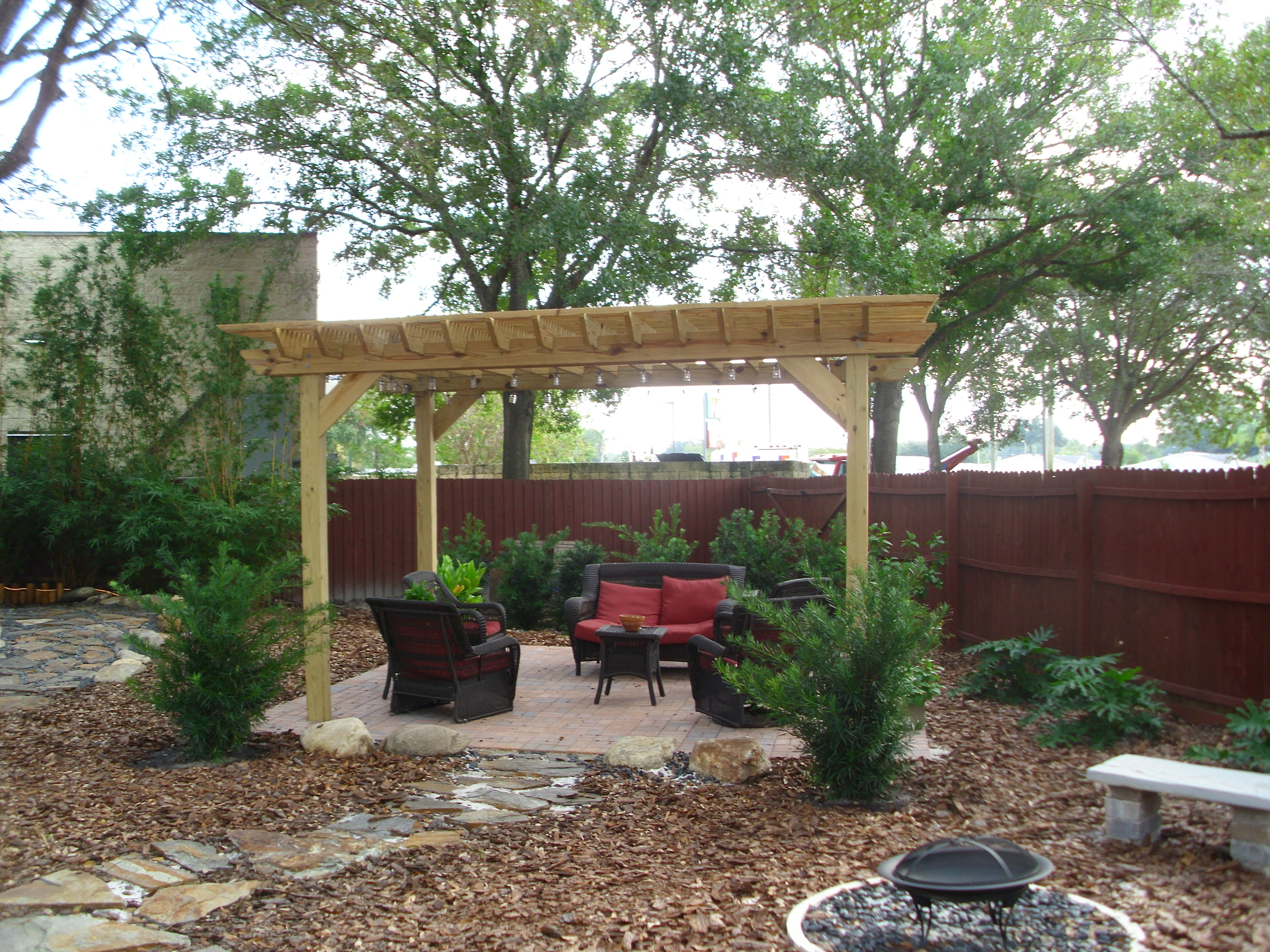 Apres Massage Meditation Garden