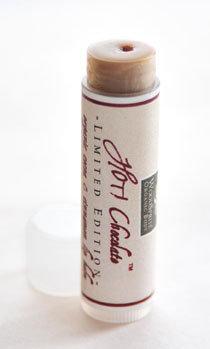 HOT! Chocolate Organic Lip Balm
