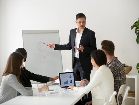 Wann haben Sie Ihren Mitarbeitern letztmals eine interne Fachschulung ermöglicht?
