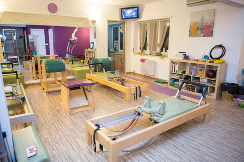 spazi Pilates Roma Eur