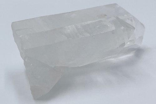 水晶ー持ち運びOK / お守りとして / 瞑想 / 原石