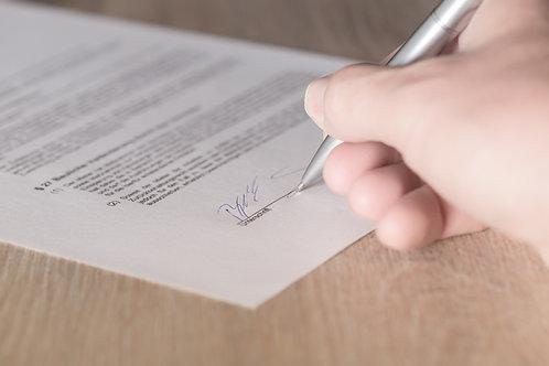 Lapis Lazuli顧問契約(12ヶ月)