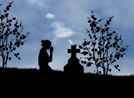 誰かが死んだら① - 死後の霊体の扱い方