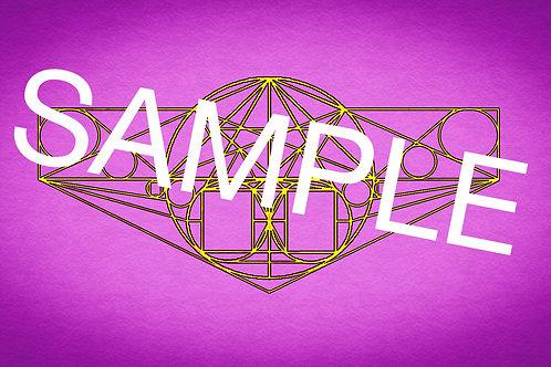 Lapis Lazuliオリジナル魔方陣