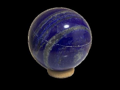 ラピスラズリ(直径105mm, 10.5cm), 1803g