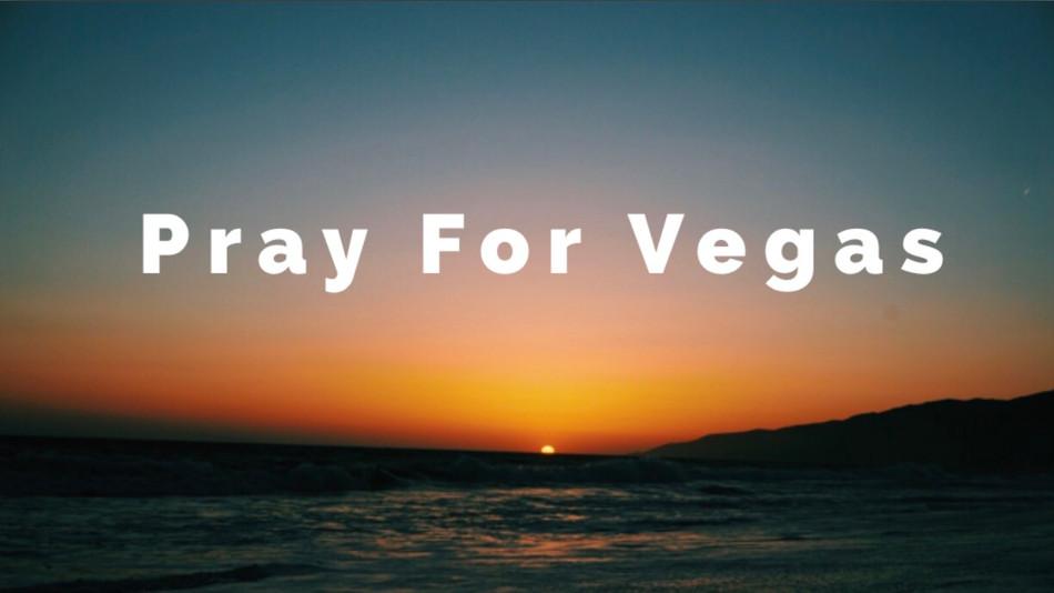 Pray for Vegas