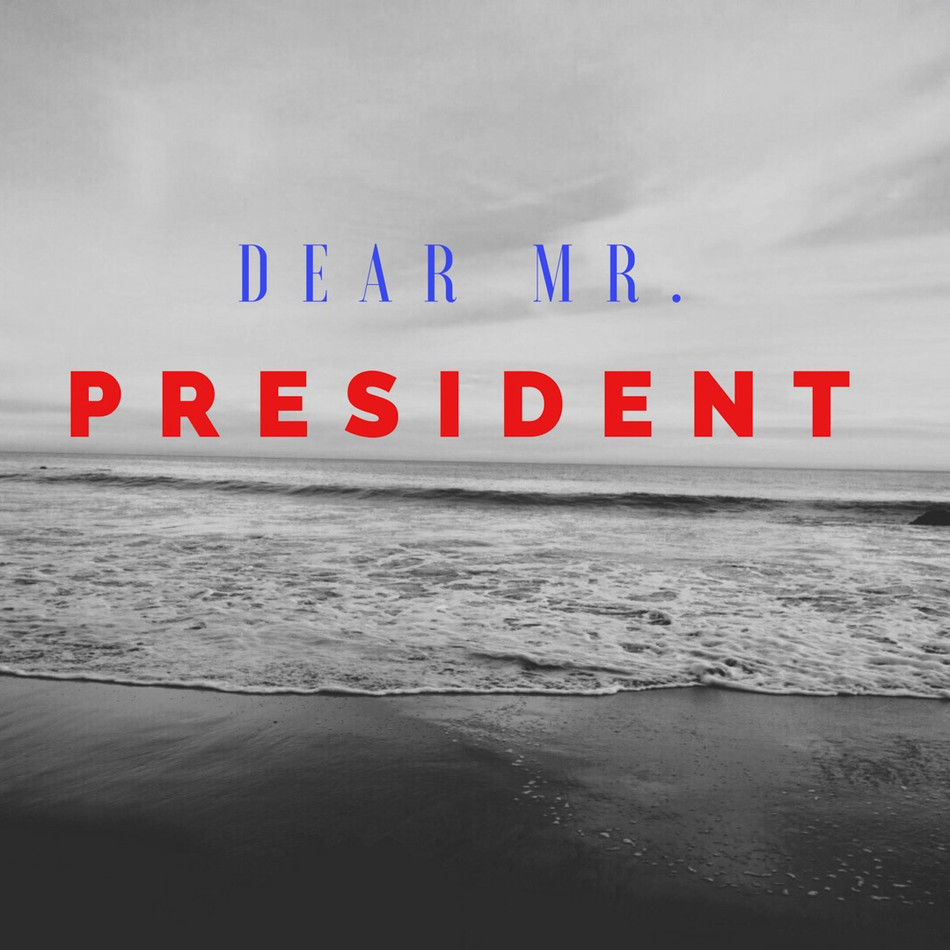 Dear Mr. President,