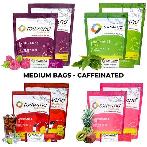 Caffeinated Endurance Fuel Medium Bags