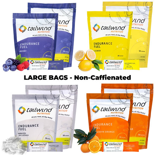 Non-Caffeinated Endurance Fuel Large Bags