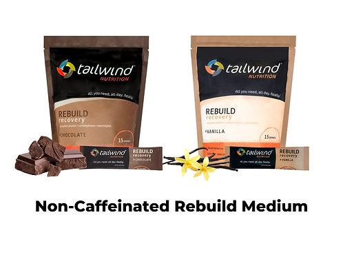 Non-Caffeinated Rebuild Medium Bags