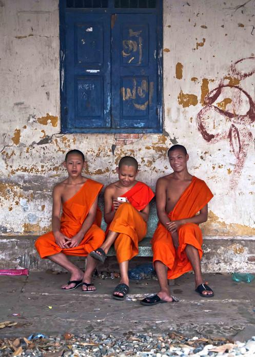 Luang Prabang, Laos. 2013