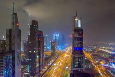 Dubaï. 2017