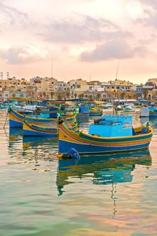 Marsaxlokk, Malta. 2016
