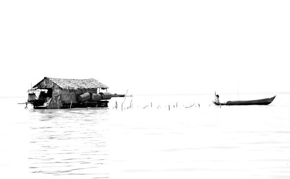 Tonle Sap, Cambodia. 2009