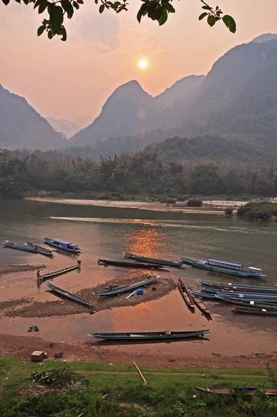Muang Ngoi Neua, Laos. 2013
