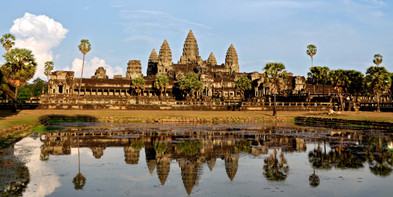 Angkor Wat, Siem Reap. Cambodia 2009