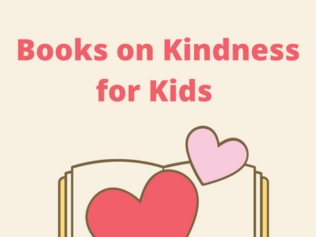 Kindness Books for Young Kids
